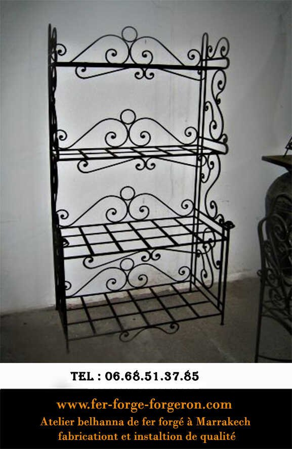 Etagere-fer-forge-occasion