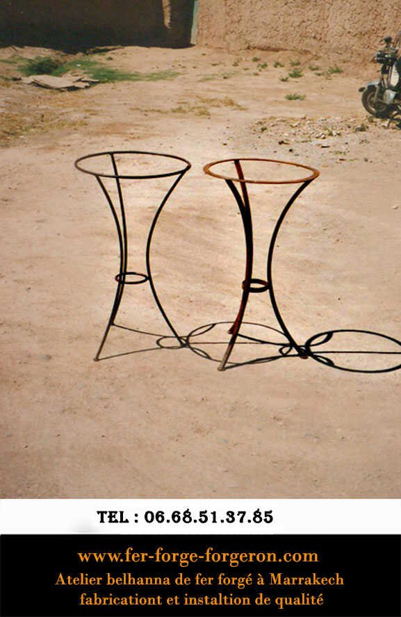 Fabricant-table-basse-fer-forge-