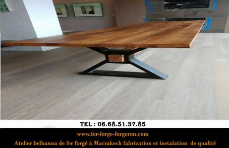 table industrielle pas cher